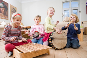 Are musical instruments really beneficial for kids?