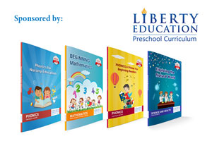Liberty Education's International Preschool Curriculum